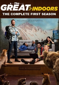 The Great Indoors saison saison 1