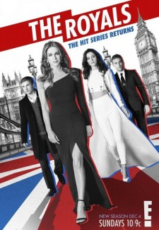 The Royals (2015) saison saison 3