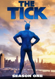 The Tick (2016) saison saison 1