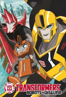 Transformers: Robots In Disguise (2015) saison saison 4