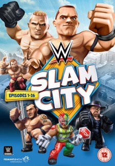 WWE Slam City saison saison 1