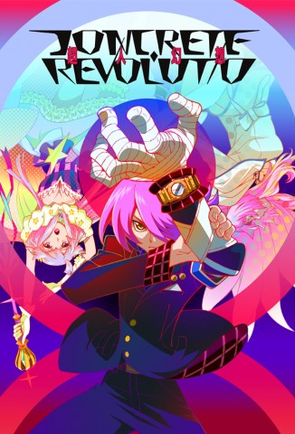 Concrete Revolutio ~A Superhuman Fantasy~