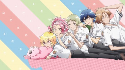 Cute High Earth Defense Club LOVE!