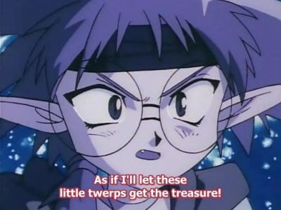 You`re up, Katze! The Kiddy Treasure Hunt!