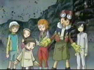 The Last Temptation of the DigiDestined (2)
