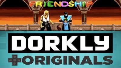 Mortal Kombat Friendship