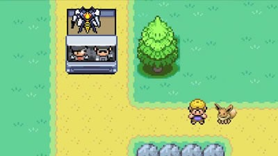 Pokemon Rusty S03E01: Team Rocket Ride Along