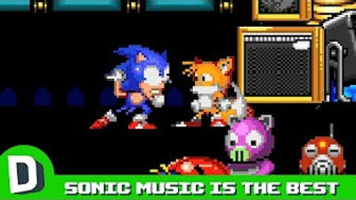 The Best Part of Sonic Games is the Music