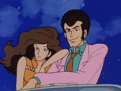 The Gold Is Beckoning Lupin