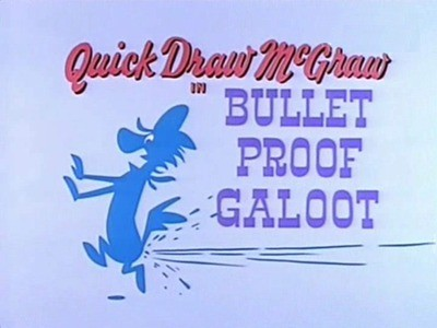 Bullet Proof Galoot