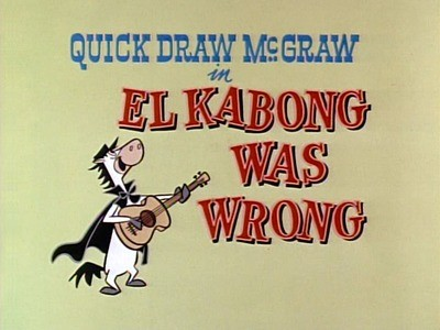 El Kabong Was Wrong