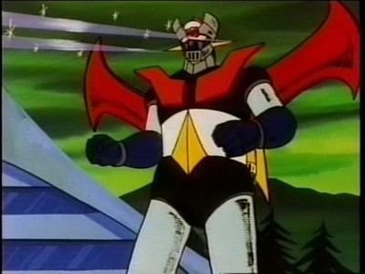 Don't Cry Tetsuya!! Mazinger is Stolen!!