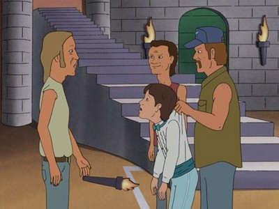 Luanne Gets Lucky