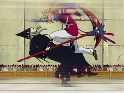 Ginta VS Phantom