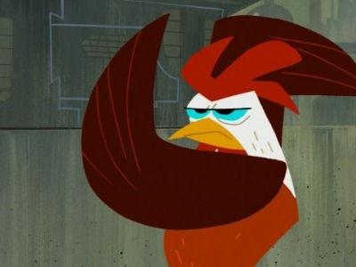XXVII: Chicken Jack